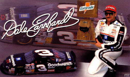 dale earnhardt wallpaper